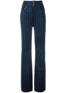 Marc Jacobs wide leg Star trousers