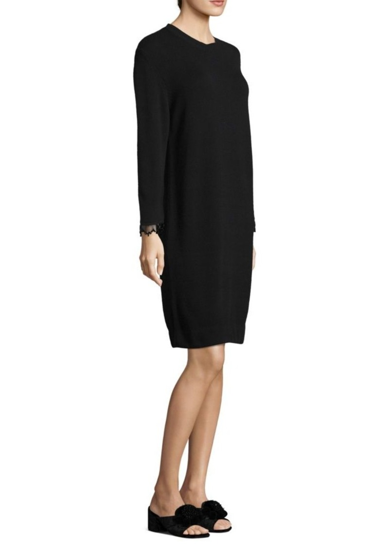 Marc Jacobs Wool & Cashmere Sweater Dress