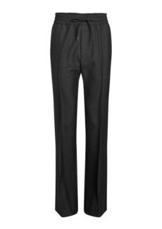 Marc Jacobs Wool Blend Straight Leg Pants