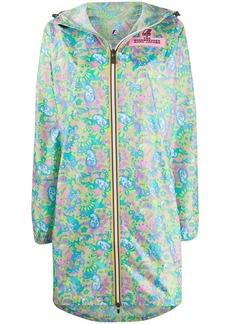 Marc Jacobs x K-Way The Windbreaker coat