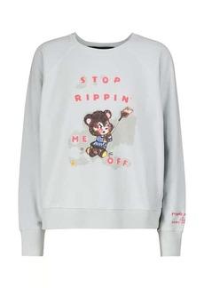 Marc Jacobs x Magda Archer The sweatshirt
