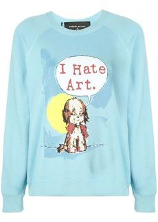 Marc Jacobs x Magda Archer printed sweatshirt