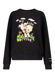 Marc Jacobs x Magda Archer The Sweatshirt cotton sweatshirt