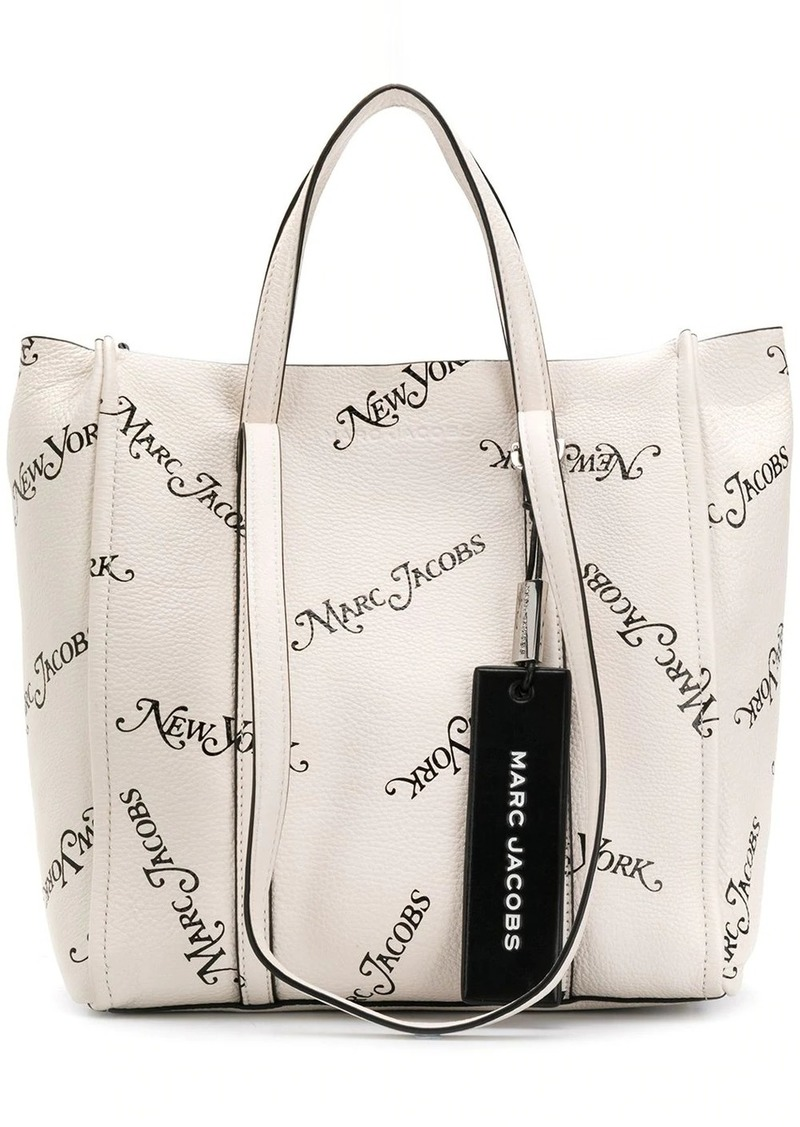 Marc Jacobs x New York Magazine The Tag tote bag