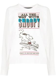 Marc Jacobs x Peanuts Snoopy sweatshirt