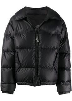 Marc Jacobs zipped puffer jacket