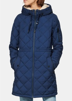 Marc New York Cascade Quilted Parka