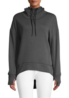 Marc New York Classic High-Low Hoodie
