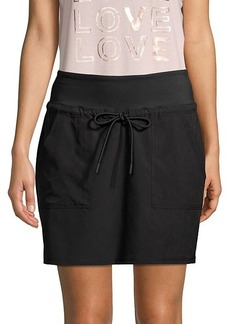 Marc New York Commute Drawstring Skirt
