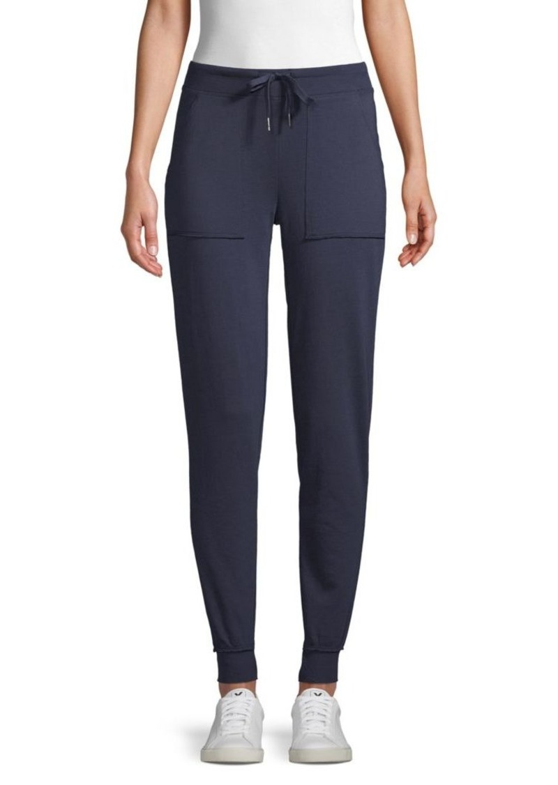 Marc New York Cotton-Blend Jogger Pants
