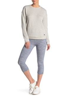 Marc New York Cropped Cotton Spandex Leggings