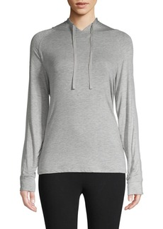 Marc New York Drawstring Hooded Tee