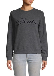 Marc New York Embroidered Sweatshirt