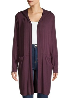 Marc New York Hooded Duster Cardigan