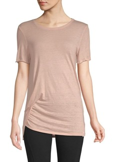 Marc New York Icy Wash Draped T-Shirt