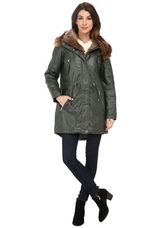 "Marc New York Lauren 35"" Utility Rain Anorak"
