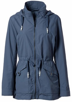 Marc New York by Andrew Marc Women's Belltown Crinkle Rain Jacket