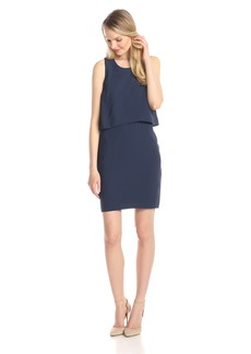 Marc New York by Andrew Marc Women's Drapey Pop Over Dress