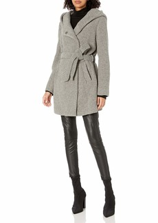 Marc New York by Andrew Marc Women's Flair Bealted Wool Jacket