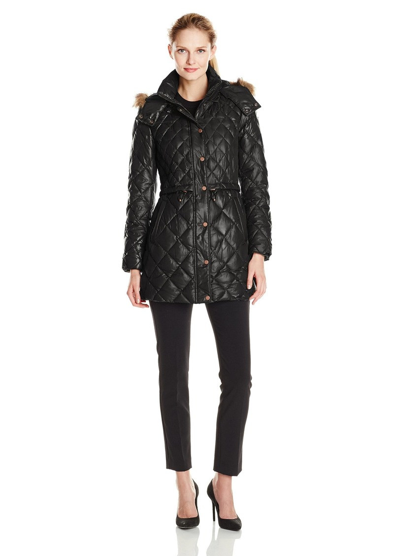 Marc New York by Andrew Marc Women's Kava Quilted Down Coat