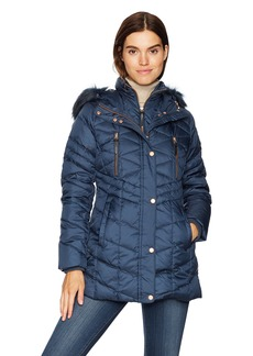 Marc New York by Andrew Marc Women's Marley Matte Down Jacket