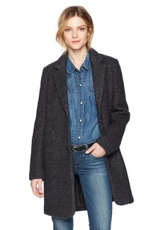 Marc New York by Andrew Marc Women's Paige Pressed Boucle Jacket