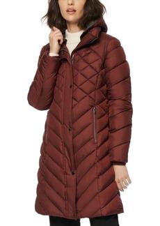 Marc New York Elara Hooded Quiled Puffer Coat