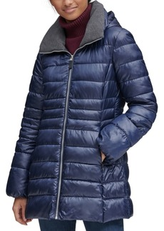 Marc New York Hooded Puffer Coat