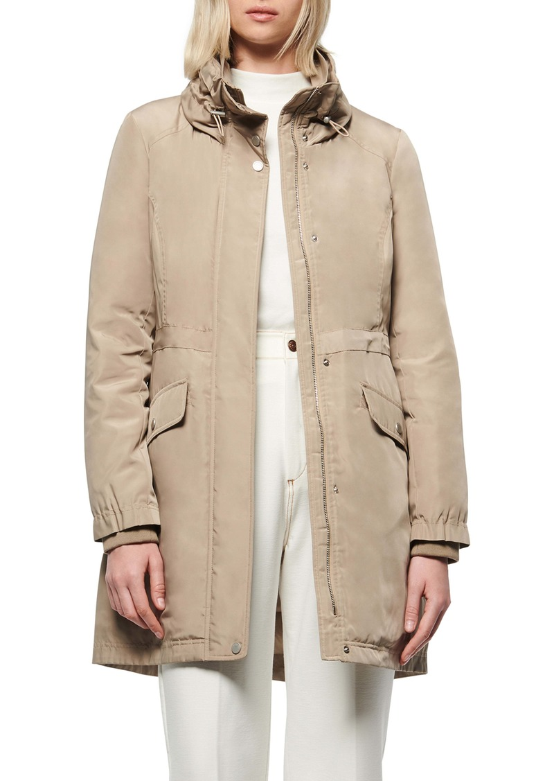 Marc New York Insulated Raincoat