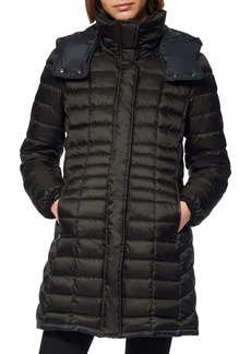 Marc New York Marble Packable Puffer Jacket
