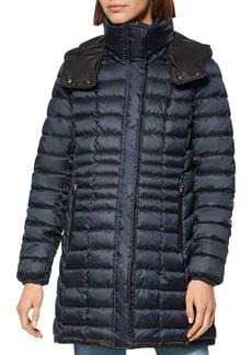Marc New York Marble Puffer Coat