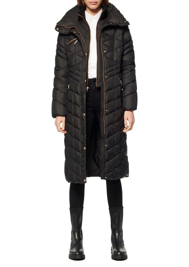 Marc New York Merlette Quilted Puffer Coat
