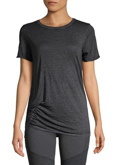 Marc New York Performance Asymmetrical Knotted Tee