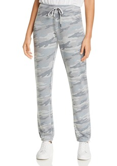 Marc New York Performance Camo-Print French Terry Jogger Pants