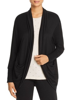 Marc New York Performance Draped Jersey Knit Cardigan