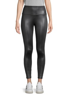 Marc New York Performance Faux Leather Leggings