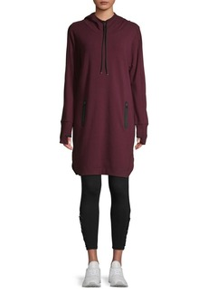Marc New York Performance Funnelneck Sweatshirt Dress