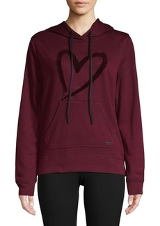 Marc New York Performance Graphic Long-Sleeve Hooded Pullover