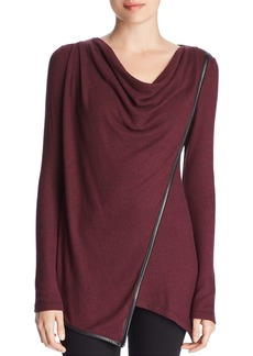 Marc New York Performance Hachi Thermal Overlay Top