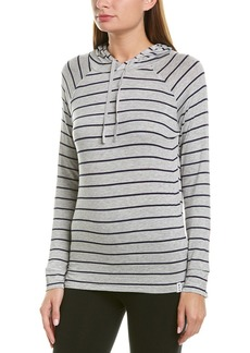 Marc New York Performance High-Low Hooded T-Shirt