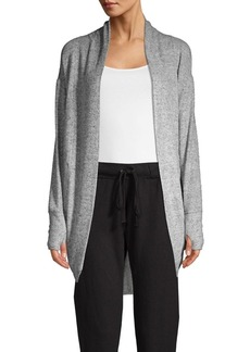 Marc New York Performance Open-Front Cocoon Cardigan