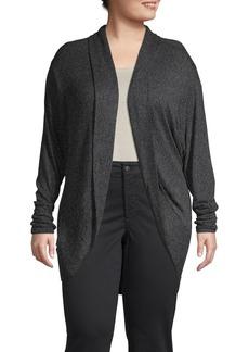 Marc New York Performance Plus Heathered Cocoon Sweater