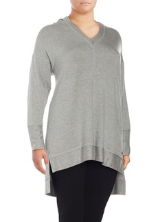 Marc New York Performance Plus Hooded V-Neck Sweater