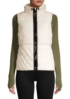 Marc New York Performance Quilted Packable Puffer Vest