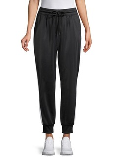 Marc New York Performance Side-Stripe Joggers