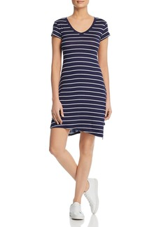 Marc New York Performance Striped Tee Dress