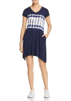 Marc New York Performance Tie-Dyed Tee Dress