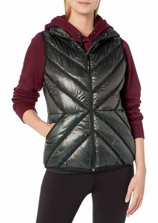 Marc New York Performance Women's Chevron Puffer Vest