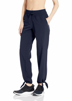 Marc New York Performance Women's Commuter Active Long Pant with Ties on the Side of the Pant  Extra Large
