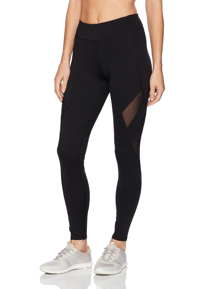 Marc New York Performance Women's Compression Legging with Mesh  XL